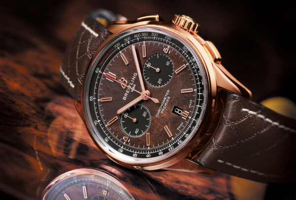 Premier B01 Chronograph Bentley or © Breitling