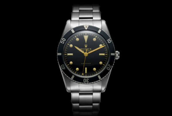 Oyster Perpetual Submariner 1953 © Rolex