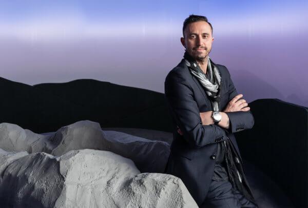Fernando Mastrangelo, artiste