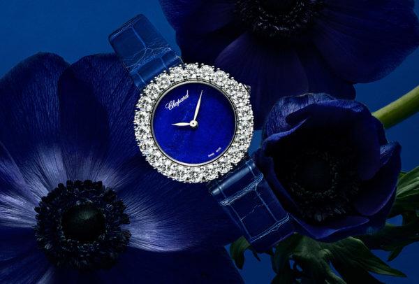 L'Heure du Diamant cadran lapis-lazuli © Chopard