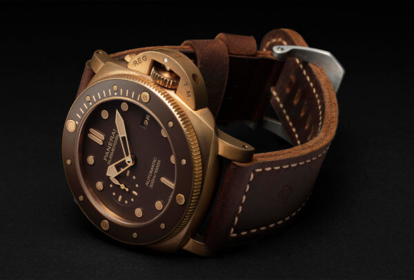 Submersible Automatic Bronzo 47 mm © Panerai