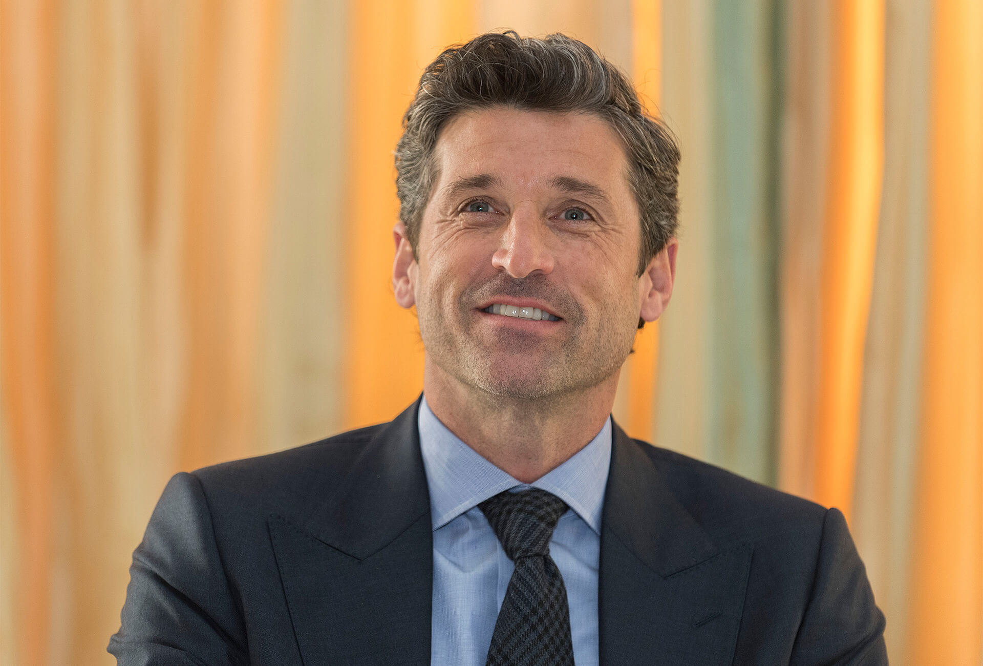 For Patrick Dempsey Vintage Takes Pole Position Fhh Journal