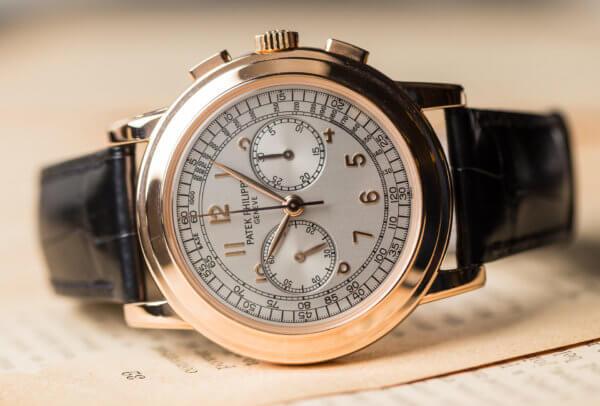 Patek Philippe 5070R Chronograph | Prix: CHF74'500