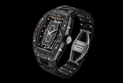 RM 07-01 Ladies en Carbone TPT® © Richard Mille