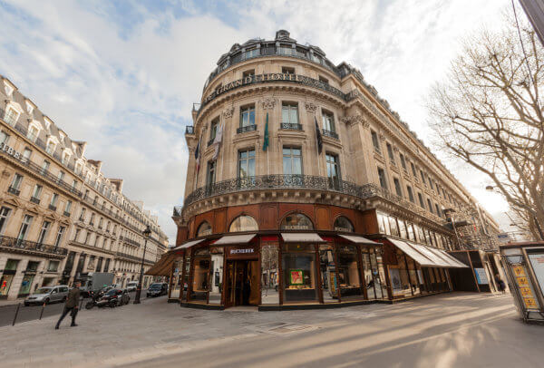 Boutique Bucherer, Paris