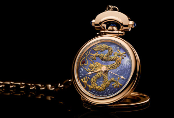 Amadéo Fleurier Dragon chinois © Bovet