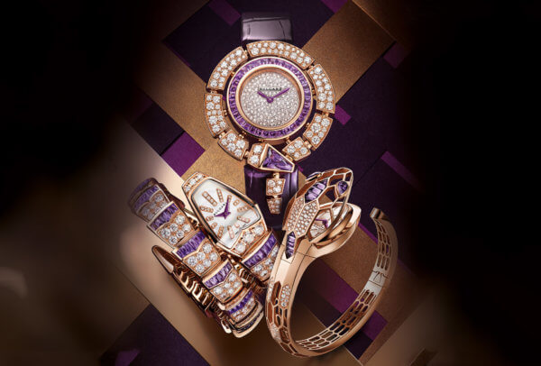 Collection Serpenti Amethyst © Bugari