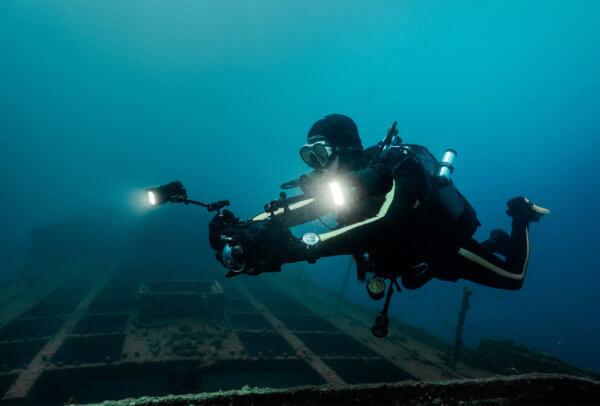 Cousteau Divers © IWC