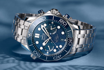 Seamaster Diver 300M Chronograph © Omega