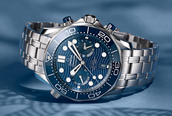 Seamaster Diver 300M Chronograph © Omega