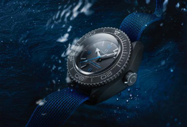 Seamaster Planet Ocean Ultra Deep Professional © Omega