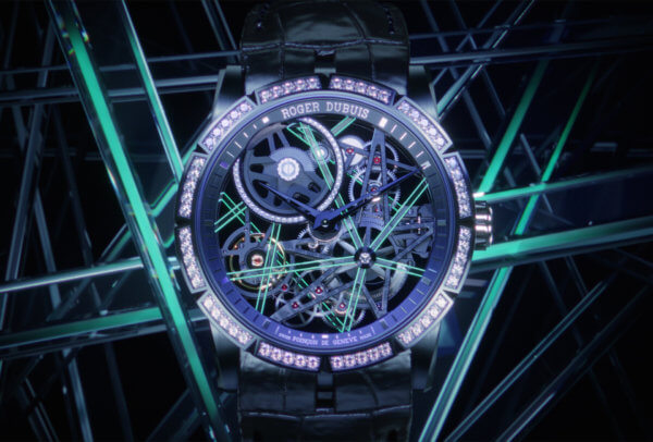 Excalibur Blacklight © Roger Dubuis
