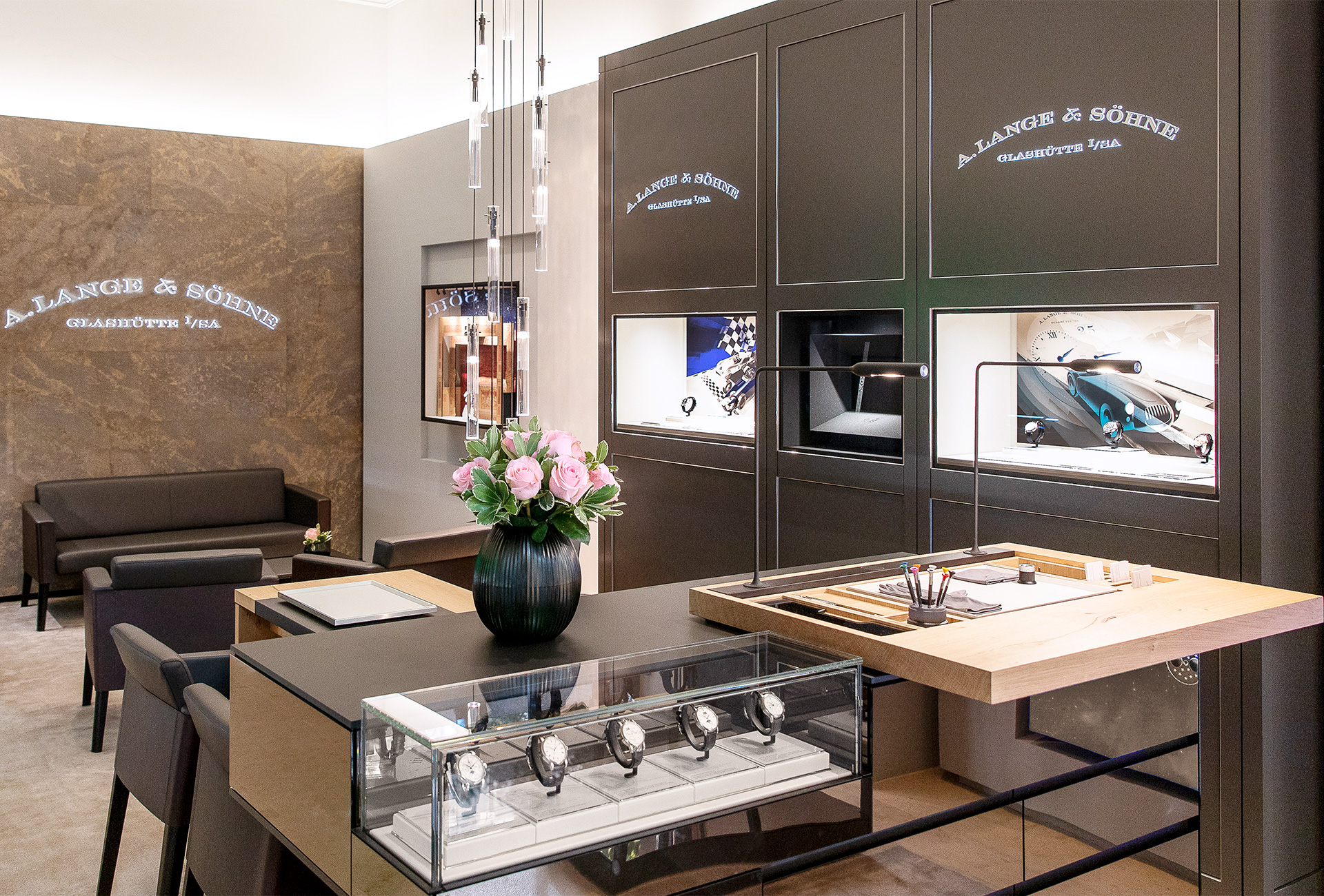 The First A Lange Sohne Store In Switzerland Fhh Journal