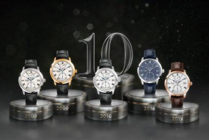 Senator Chronometer «10 Years» © Glashütte Original