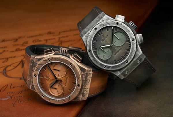 Classic Fusion Chronograph Berluti © Hublot
