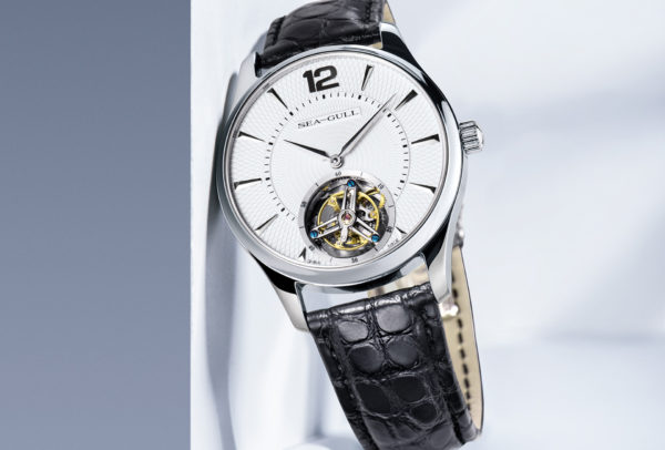 Montre avec tourbillon de Sea-Gull