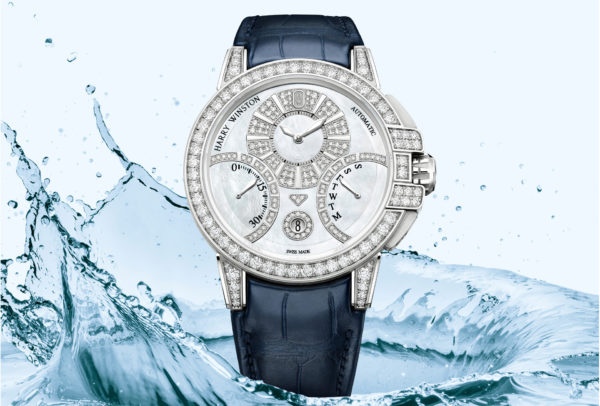 Ocean Biretrograde Automatic 42 mm © Harry Winston