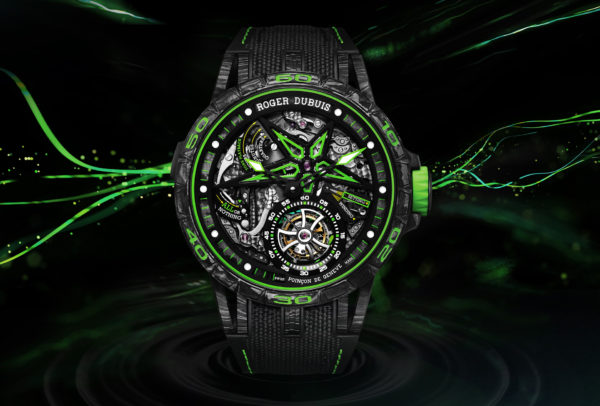 Excalibur Spider Unique Series © Roger Dubuis
