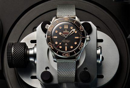 Seamaster Diver 300M Édition 007 © Omega