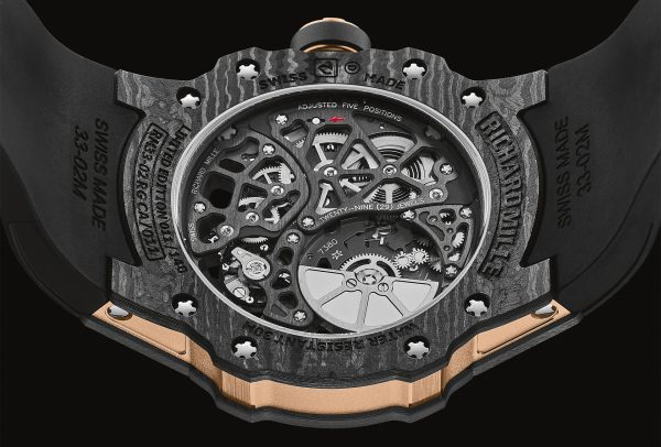 RM 33-02 Automatic © Richard Mille