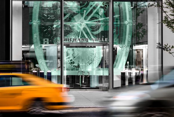 Boutique Richard MIille à New York