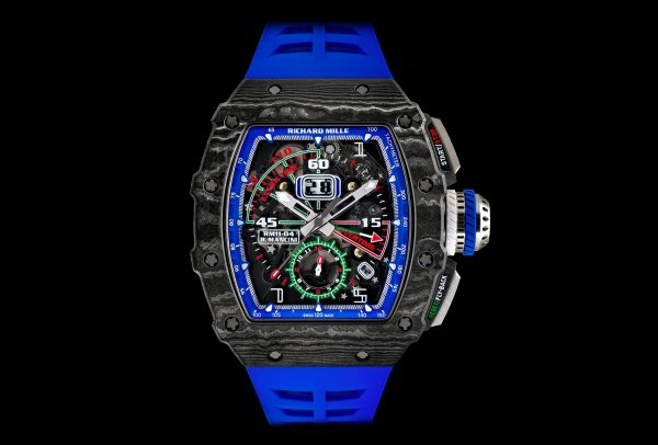 RM 11-04 Automatique Chronographe Flyback © Richard Mille
