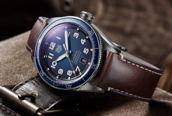 Autavia Calibre5 certifié chronomètre © TAG Heuer