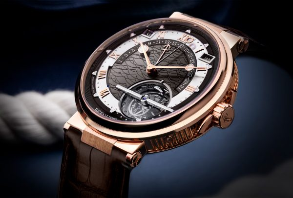 Marine 5887 or rose © Breguet