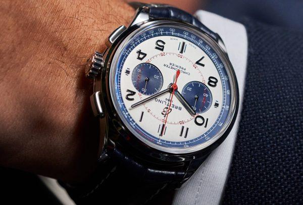 Premier B01 Chronograph 42 Bentley Mulliner Limited Edition © Breitling