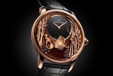 Automate Loving Buterrfly © Jaquet Droz