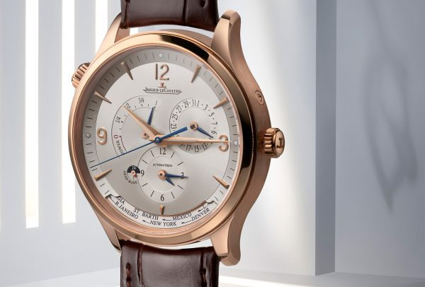 Master Control Geographic © Jaeger-LeCoultre