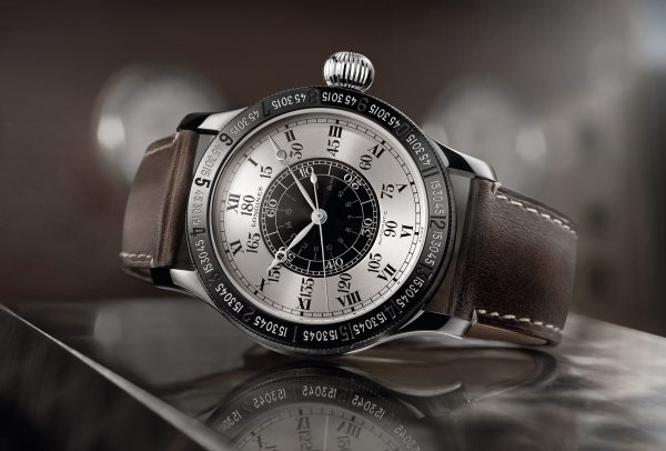 The Longines Lindbergh Hour Angle Watch 1927-2017 - 90e anniversaire