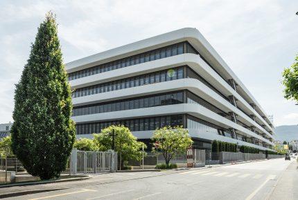 La nouvelle manufacture Patek Philippe à Genève