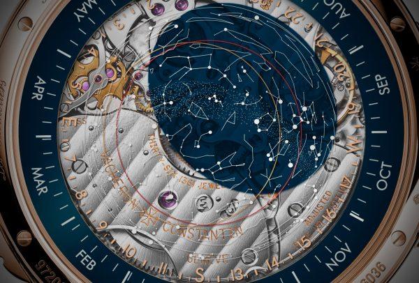 Les Cabinotiers Grande Complication astronomique à sonnerie Ode à la musique © Vacheron Constantin