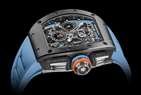 RM 11-05 Automatique Chronographe Flyback GMT © Richard Mille