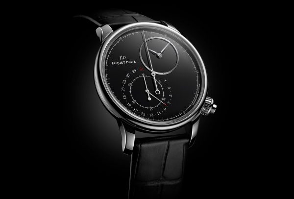 Grande Seconde Off-centered Chronograph © Jaquet Droz