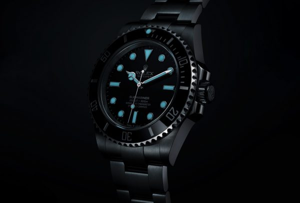 Oyster Perpeutal Submariner © Rolex