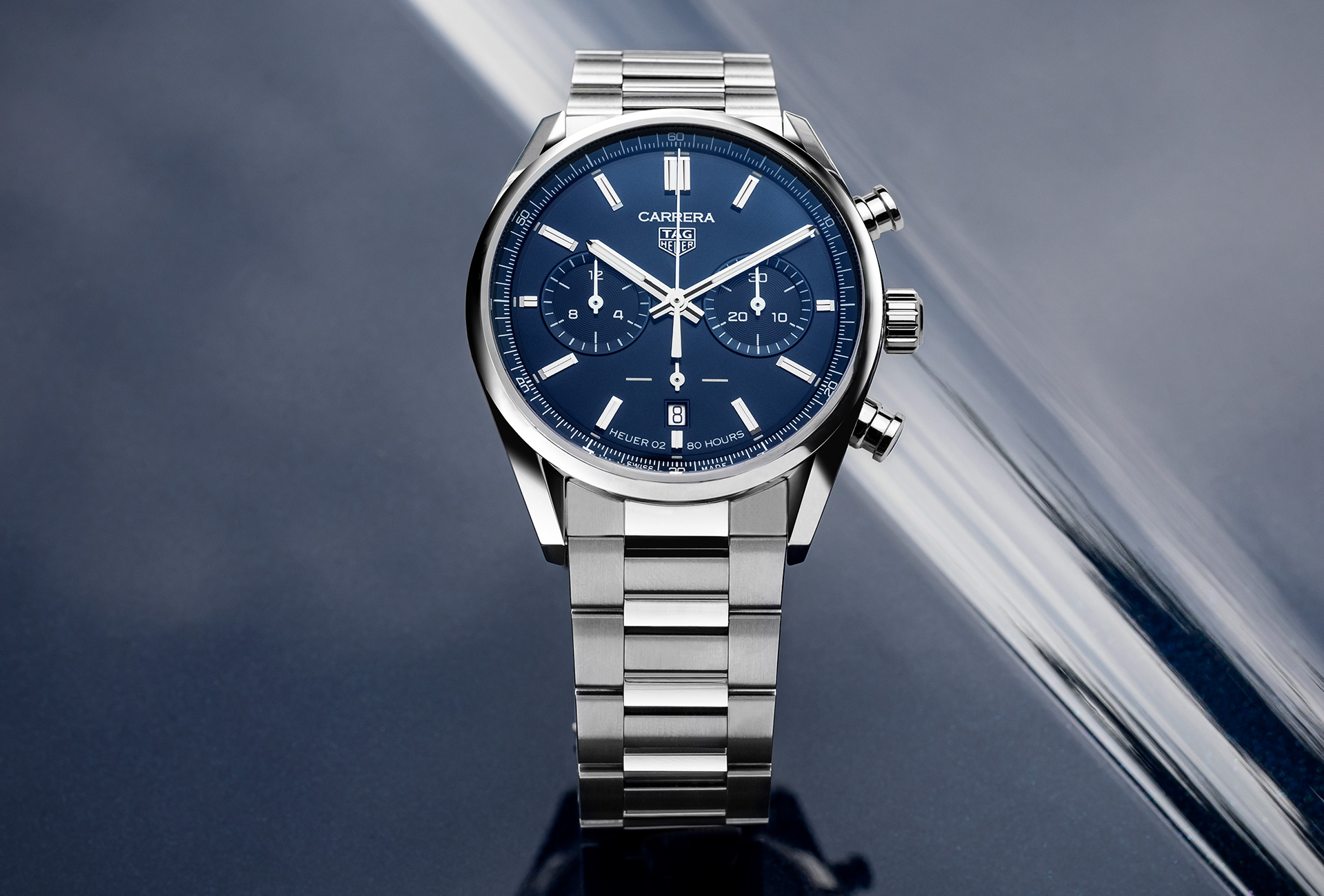 TAG Heuer's Carrera gets a new look – FHH Journal