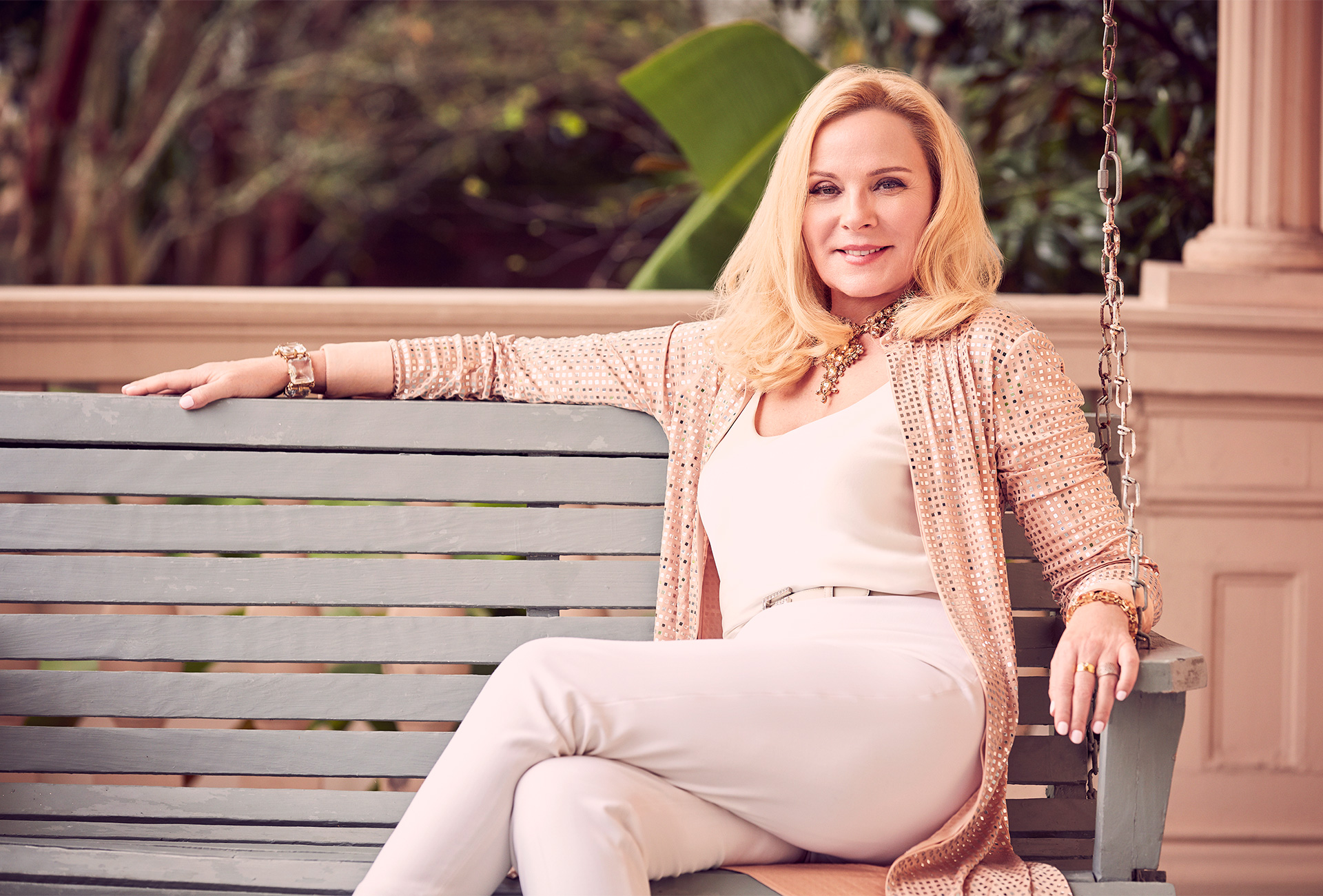 Why Kim Cattrall loves a classic watch – FHH Journal