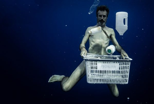 Ben Lecomte, nageur aventurier © Ulysse Nardin