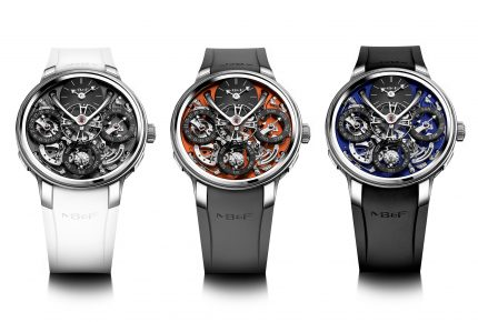 Collection Legacy Machine Perpetual EVO © MB&F