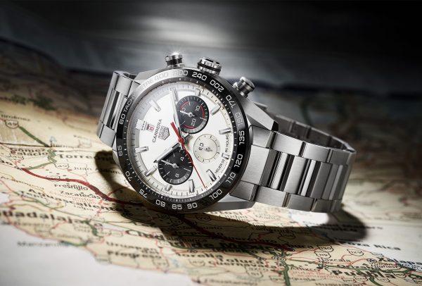Carrera Chronographe Sport Édition Limitée 160ans © TAGHeuer