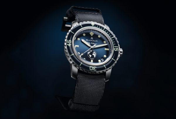 Fifty Fathoms Ocean Commitment III Limited Edition © Blancpain