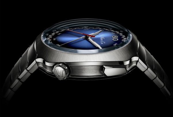 Streamliner Flyback Chronograph Automatic Funky Blue © H. Moser & Cie