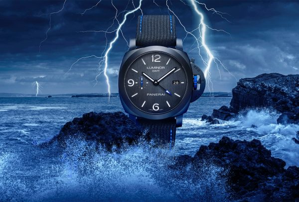 Luminor GMT Bucherer Blue © Panerai