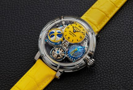 Récital 26 Brainstorm® Chapter Two Sunshine © Bovet 1822