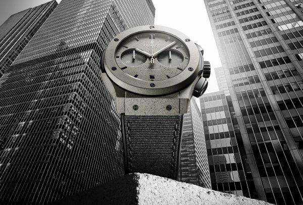 Classic Fusion Concrete Jungle © Hublot