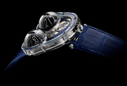 Horological Machine N°3 « FrogX » © MB&F