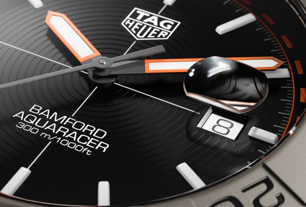 Aquaracer © TAG Heuer / Bamford