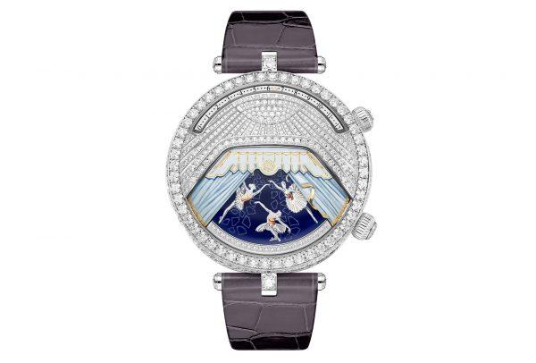 Lady Arpels Ballerine Musicale Diamant © Van Cleef & Arpels